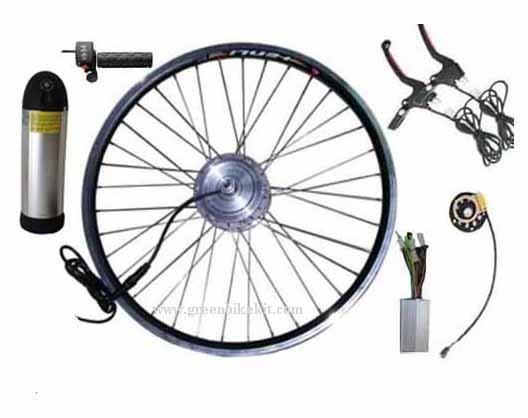 36v-250w-rear-driving-bldc-hub-motor-e-bike-kit-with-lithium-bottle-battery