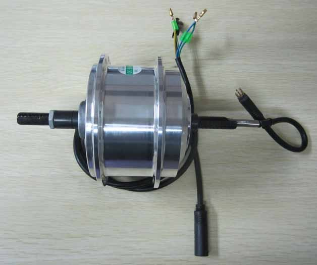 350w 24v Rear Driving Hub Motor For Electric Bicycle
