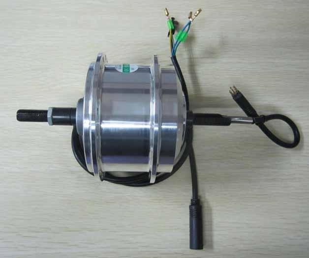 Rear Hub Motor 36v Brushless Dc Motor High Speed Bldc