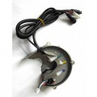 Bafang bbs02 controller 48V-500W-750W with latest mosfet