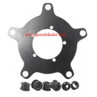 Bafang bbs kits chainring spider BCD130