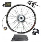 36V 250W~350W GBK-100F front wheel kit with 36V11.6AH  frame battery and built-in sine wave controller set