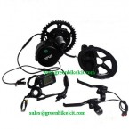 Bafang BBS02B kit 48V 750W/500W with latest controller