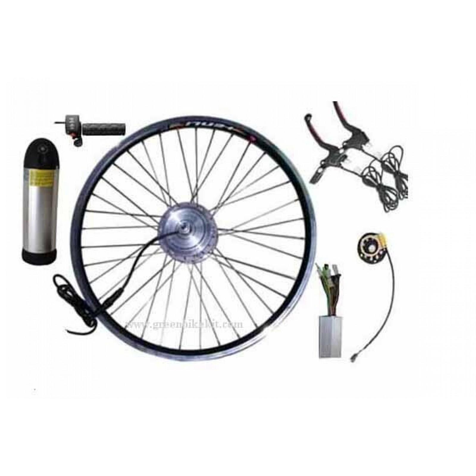 36v 250w cassette freewheel cst engine kit with bottle battery