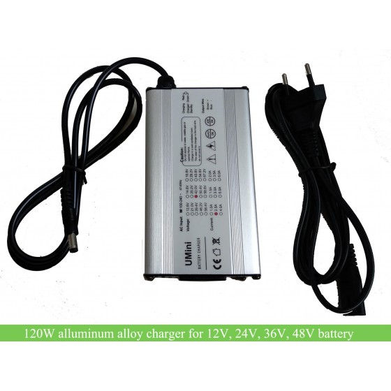 42v-120w-alloy-silent-charger-for-36v-lithium-battery