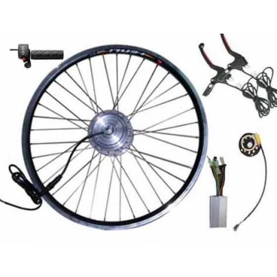 24v250w-front-driving-e-bike-conversion-kit