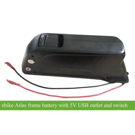 48v-e-bike-atlas-donwtube-battery-by-Panasonic-cells
