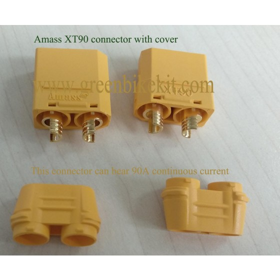 Amass-xt90h-rc-battery-connector