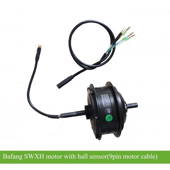 Bafang-8fun-swxh-motor-with-9-pin-motor-cable-hall-sensored