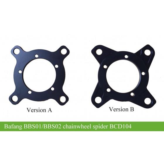 Bafang-bbs01-bbs02-chainwheel-spider-bcd104