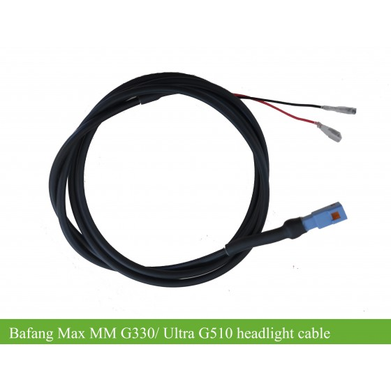 Bafang-ultra-m620-m800-m600-m400-max01-m300-g330-taillight-headlight-cable