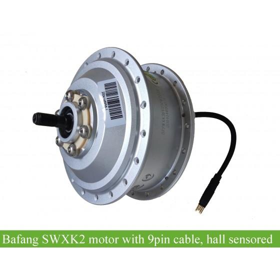bafang-swxk2-hub-motor-hall-sensored-with-9pin-motor-cable