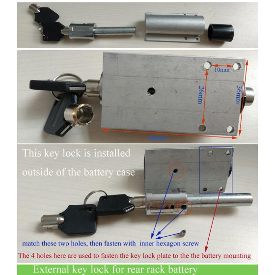 e-bike-rear-rack-battery-external-key-lock