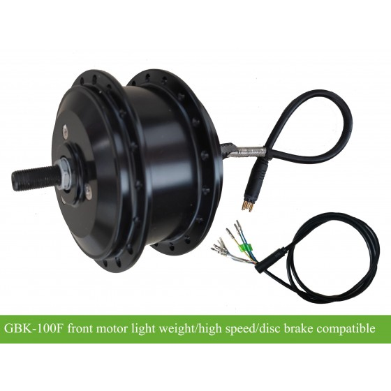 GBK-100F-Q100-front-hub-motor-light-weight-fast-speed