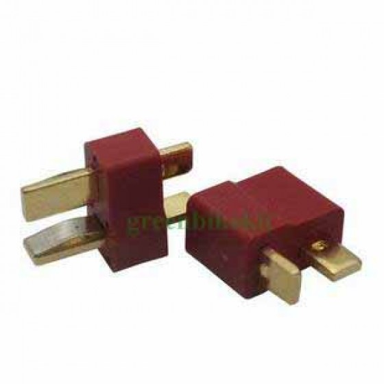 One-pair-of-T-shape-connector for electronic usage