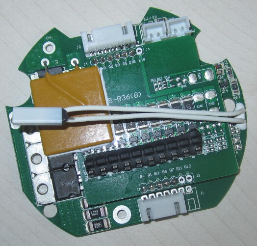 bms  pcm for ebike lithium ion bottle battery