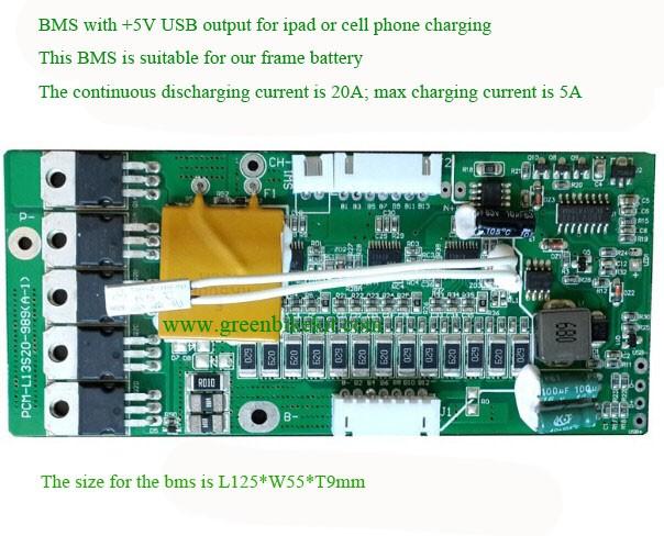 36v-48v-lithium-ion-battery-pcm-with-5v-usb-out-put