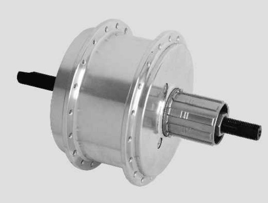 E Bike Cassette Freewheel Hub Motor With Light Weight And