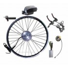 GBK-100F 36V250W~350W front driving electric bike kit including 36V11.6AH li-ion frog battery and charger