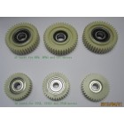 Bafang nylon gears for bldc hub motors replacement(42teeth/36teeth/33teeth/28teeth)