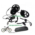 Bafang BBS01B 36V250W  kit and 36V downtube battery