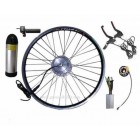 36V 250W~350W GBK-100F electric bicycle kit including 36v lithium bottle battery