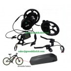 Bafang BBS 36V250W  kit and 36V downtube battery