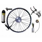 36V 250W~350W GBK-100F electric bicycle kit including lithium bottle battery 36V8.8AH