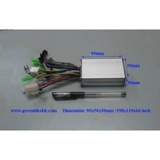 CON611, 24V250W 6mosfets controller for bldc hub motors