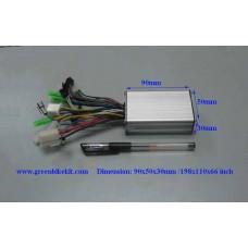 CON621 motor controller 24V/36V250W  with L810 LED meter