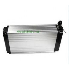 36V11.6AH li-ion rear rack battery