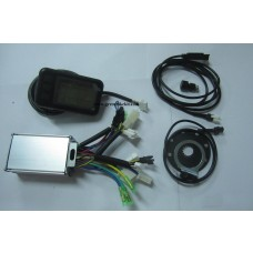 CON63 sinewave controller with LCD1/LCD8S/LCD8H meter for electric bike