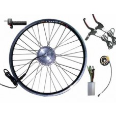 36V250W GBK-85F Rim-brake/V-brake front driving electric bike conversion kit