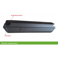 36V ebike battery with Reention Dorado case for replacement