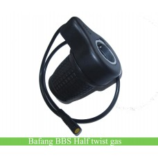 Bafang bbs01/bbs02/BBSHD half twist throttle