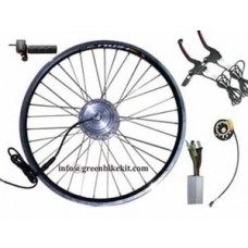 8FUN SWXK2 36V 250W BLDC hub front driving e-bike kit