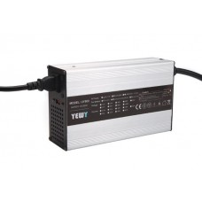 900W battery charger(Alloy shell) for lithium ion/LiFePO4/Lead acid batteries