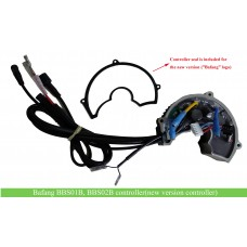 Bafang mid drive controller BBS 36V 500W/350W/250W controller with latest mosfets