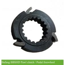 Bafang BBSHD clutch/ pedal freewheel