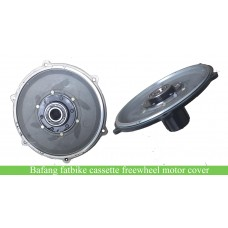 Bafang fatbike motor RM G06 cover with cassette base(available in June)