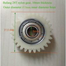Bafang motor nylon gears for  repair(BPM/SWXH/SWXK/SWXB replacement 42T/36T/28teeth)