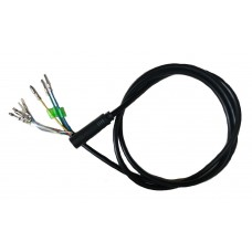 Bafang 9pin waterproof cable for hall sensored hub motors