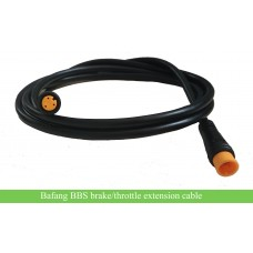 Bafang BBS brake or throttle extension cable 100cm/40""