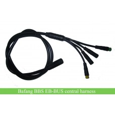 bafang BBS01/BBS02/BBSHD kit eb-bus central cable 1T4 waterproof harness
