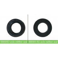 Bafang BBS01/BS02/BBSHD axle rubber seal/oil seal