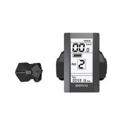 Bafang bbs01/bbs02/bbshd kit LCD display C961/C965/DPC18 mete/