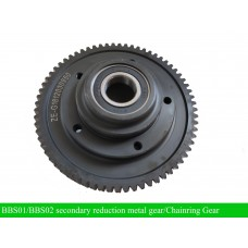 Bafang BBS01/BBS02 Secondary Reduction Metal Gear/Chainring Gear
