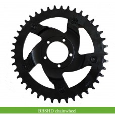 Bafang BBSHD chainwheel 40T/42T/44T/46T
