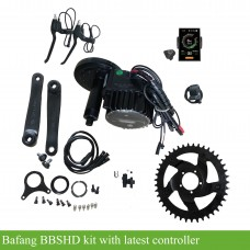 Bafang/8FUN 48V1000W BBSHD latest version especially for fat bike