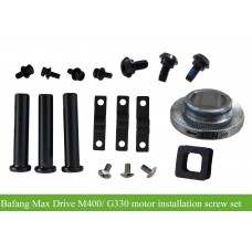 Bafang Max Ddrive M400 G330 mid motor installation bolts kit